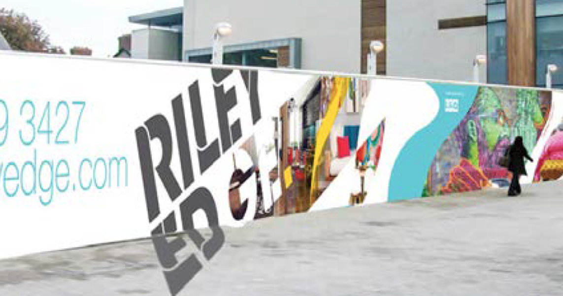 Riley Edge Hoarding